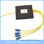 1*4 Tree Type Dual Window Fiber Optic Splitter