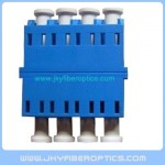 LC/PC SM Quad Fiber Optical Adaptor without ear