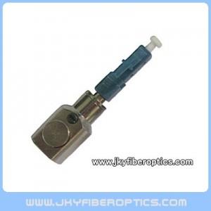 LC Bare Fiber Adapter/Adaptor