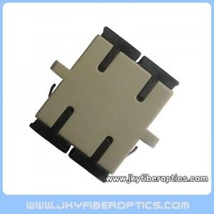 SC/PC MM Duplex Fiber Optical Adaptor