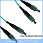 FC/PC to FC/PC Multimode OM3 10G Duplex Fiber Optic Patch Cord