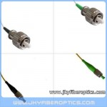 FC/UPC to FC/APC Singlemode Simplex Fiber Optic Patch Cord