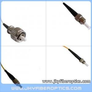 FC/UPC to ST/UPC Singlemode Simplex Fiber Optic Patch Cord