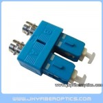 ST(F)-SC(M) Female to Male Duplex Hybrid Adaptor