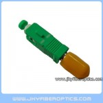 SC/APC(M)-ST/UPC(F) Male to Female Hybrid Adaptor