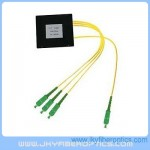 Single Window Single Mode Broadband Fiber Coupler
